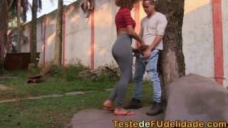 Teste de FUdelidade melhores momentos de sexo