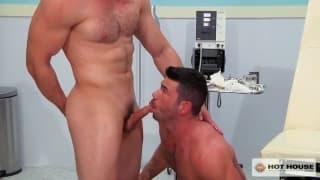 Billy Santoro adora foder com Liam Soto